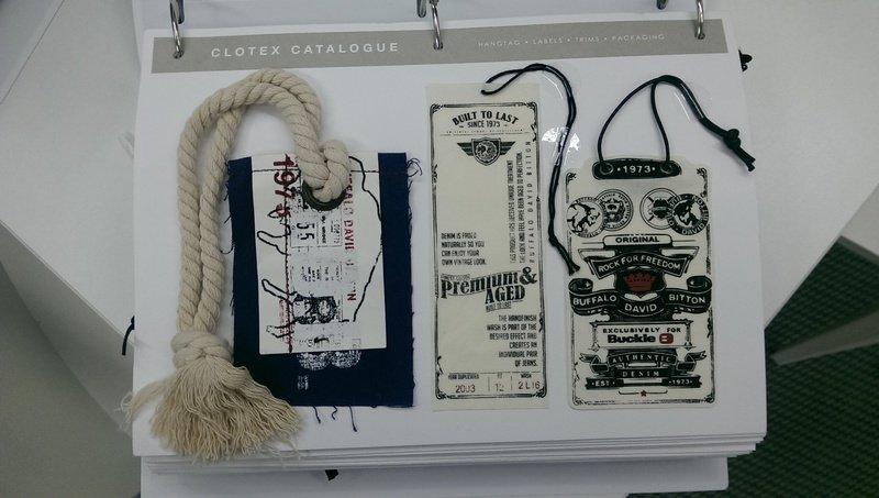 Clotex Labels Stoffmesse München