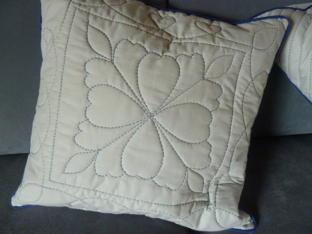 Quiltkissen » BERNINA Blog