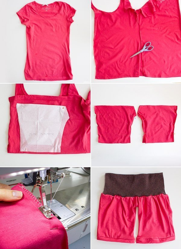 upcycling kinderkleidung aus mamas und papas kleidung n hen bernina blog. Black Bedroom Furniture Sets. Home Design Ideas