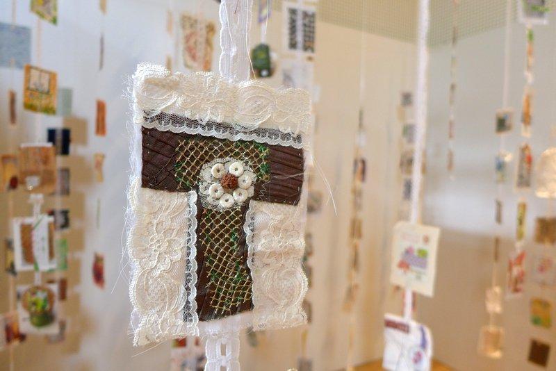 Ausstellung Cas Holmes (UK) 'Blicke, Orte, Spuren'