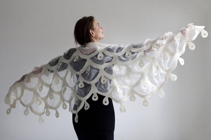 Rutsuko Sakata (FIN): Wave Wings Foto: Chikako Harada