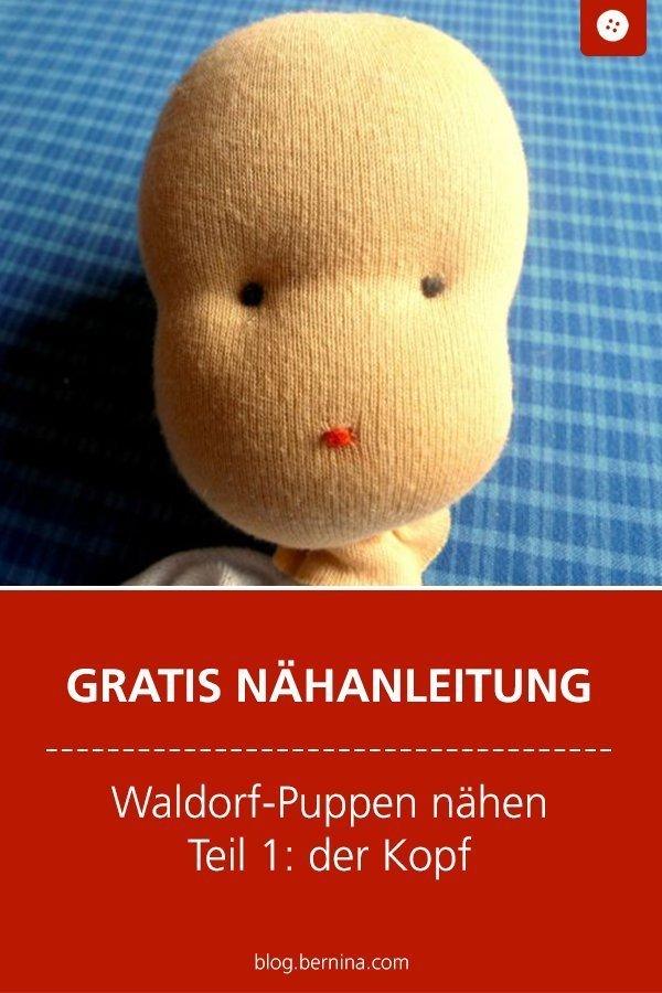 Puppen Nach Waldorfart Nähen Anleitung Teil 1