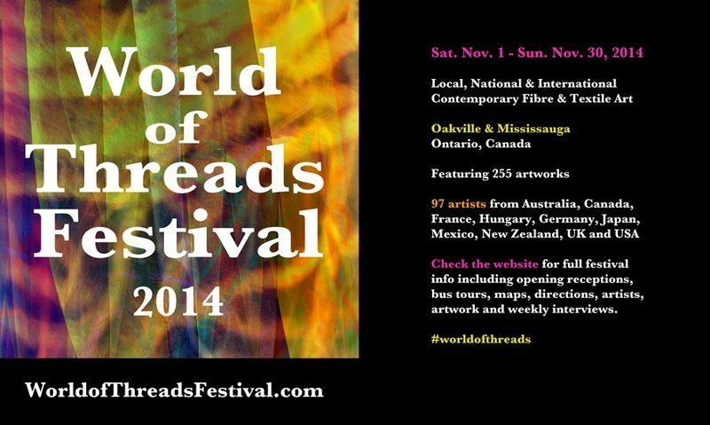 world of threads festival 2014