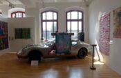 Ausstellung 'Zeichen der Zeit' im TRM in Hohenstein-Ernstthal Foto: Gudrun Heinz