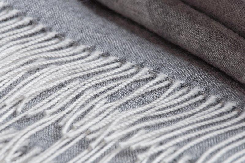 Woolhunter:  The Ticki Blanket Foto: Frauke Maier