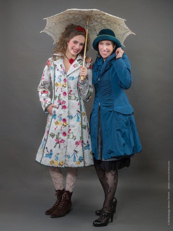 Marion Terhart: Sybille und Anna  Foto: Erwino Nitz