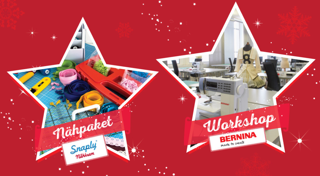 Bernina-Snaply-Weihnachtsgewinnspiel-Banner