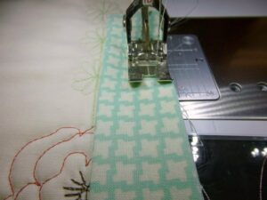 Binding Bernina