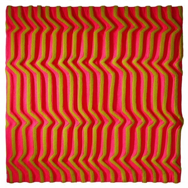 Conradi Anita: Textiles Wandobjekt Foto: Veranstalter