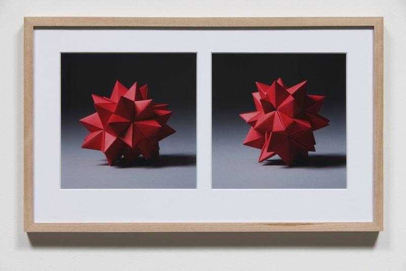 Arbeit von Haegue Yang Foto: Museum für Konkrete Kunst Ingolstadt
