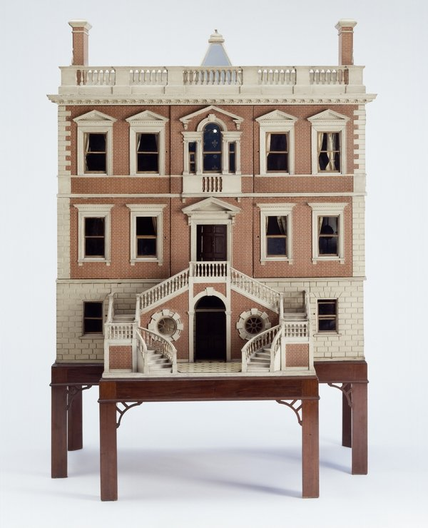 Tate Baby House England, 1760 Foto: © Victoria and Albert Museum, London
