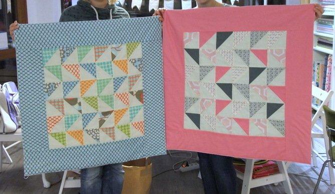 Patchworkkurs Textilwerkstatt