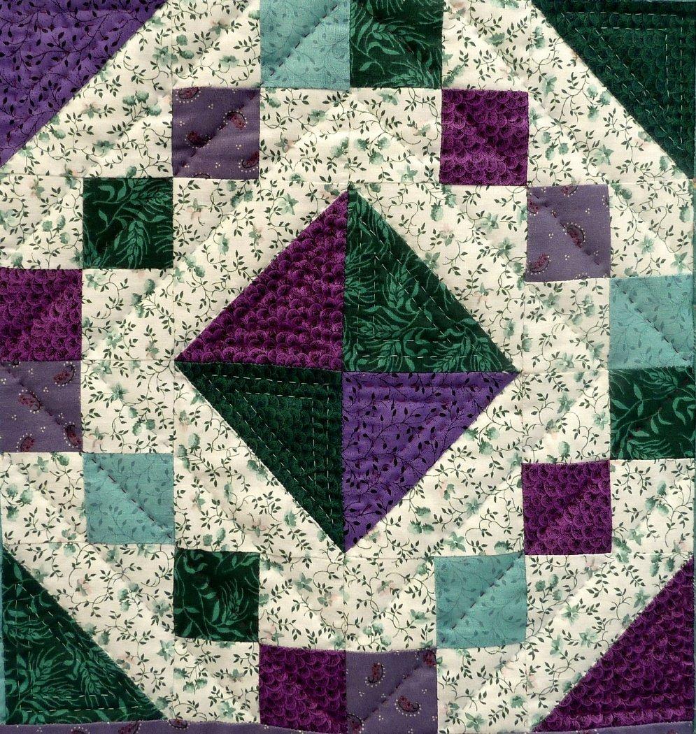 Nähanaleitung Jewel-Box-Block