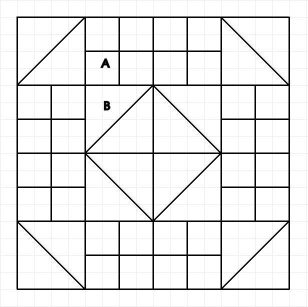 Nähanleitung Jewel-Box-Block