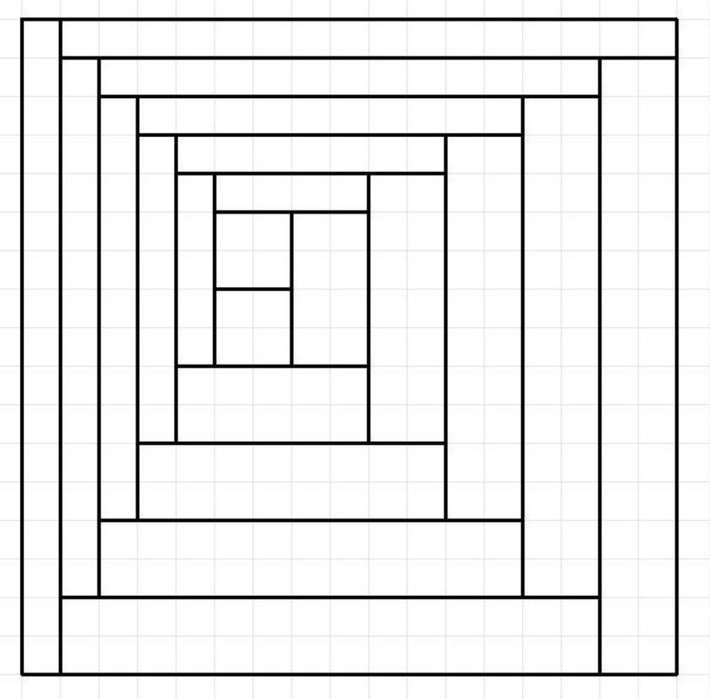 Fantastisch Sechseck Muster Block Vorlage Bilder - Entry Level ...
