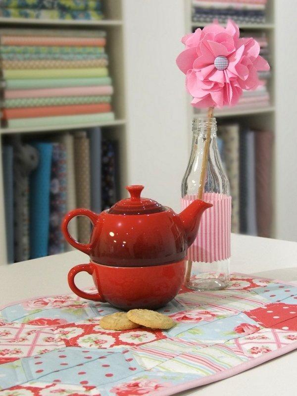 It´s tea time!