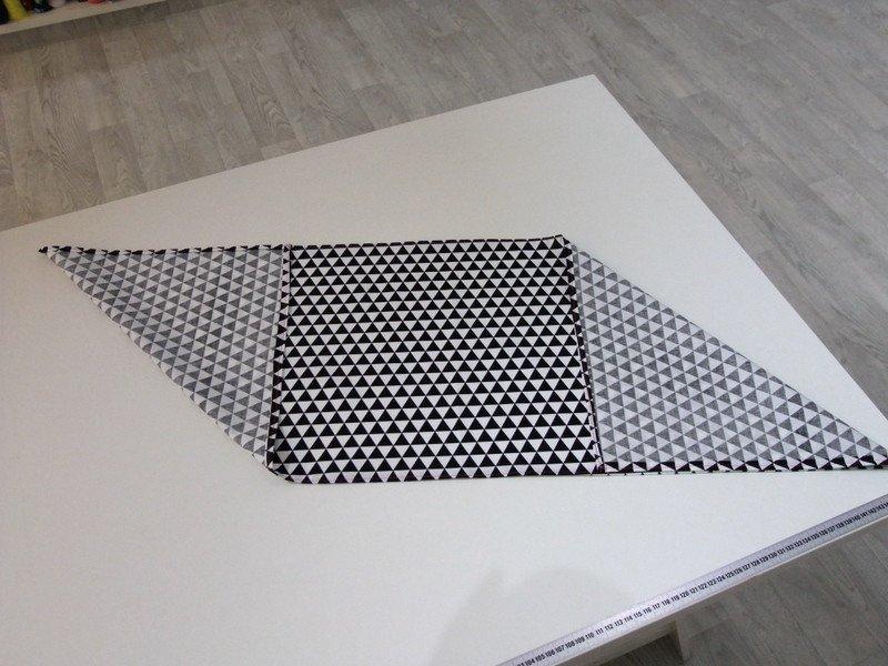 Die Origami Bag 30 Minuten Tasche Für Anfänger Bernina Blog