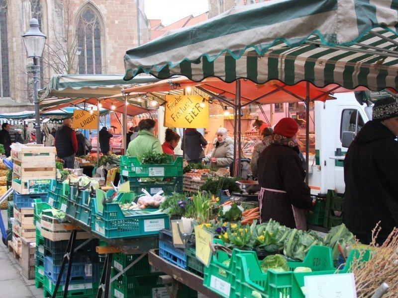 Marktbuden Braunschweig