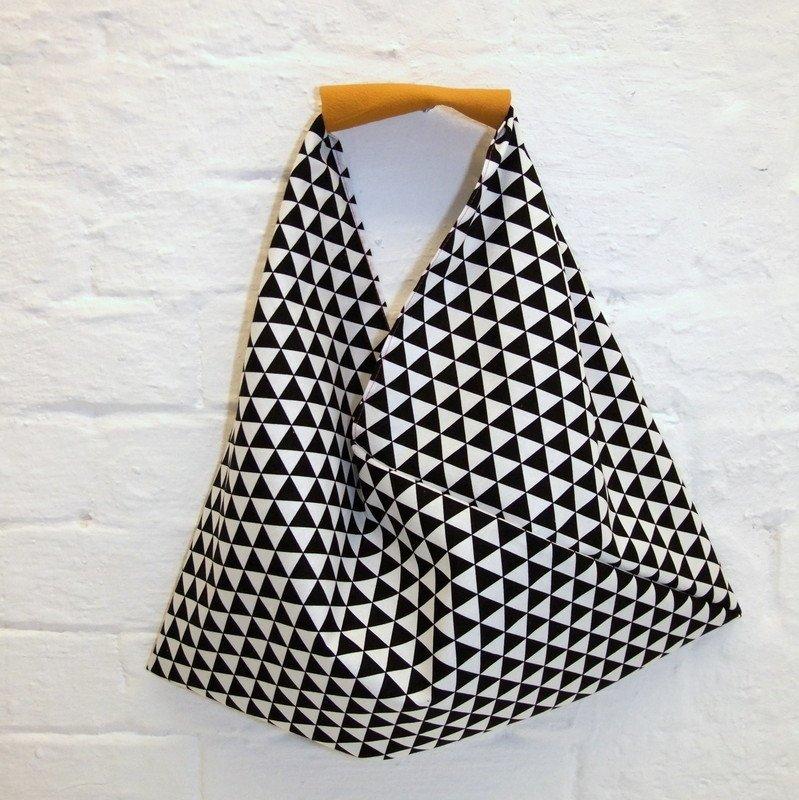 Die Origami-Bag: 30-Minuten-Tasche für Anfänger » BERNINA Blog