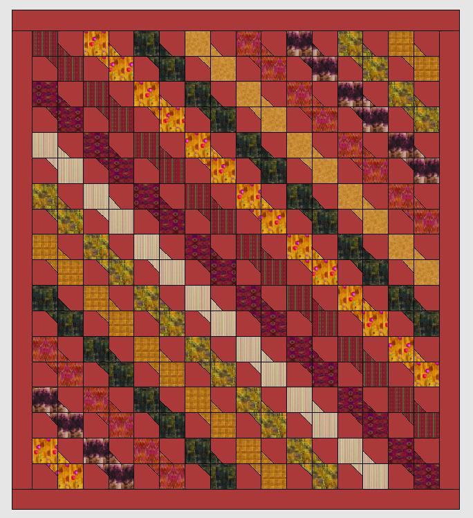 Ein neuer Quilt: der Entwurf für einen Sampler » BERNINA Blog