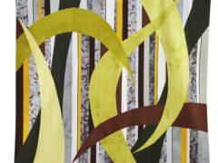 Renate Flohr (D): Late Summer, 2012, 175 x 175 cm  Bildnachweis: QUILTKUNST e.V.