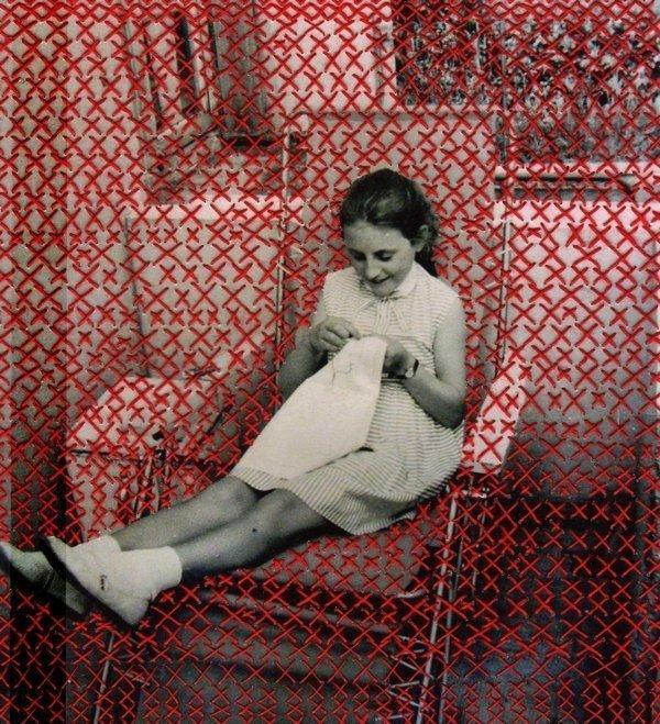 Flore Gardner: Chiasmus Foto vom Nationalmuseum Oslo zur Verfügung gestellt