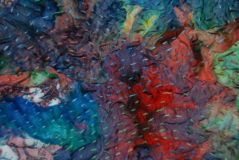 Grietje van der Veen: Acid Mining Drainage, Detail