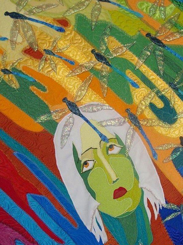 ART-IGRA: Detail aus der Ausstellung 'Die Freude des Seins. Stilübungen.' Foto: vom Veranstalter freundlicherweise zur Verfügung gestellt