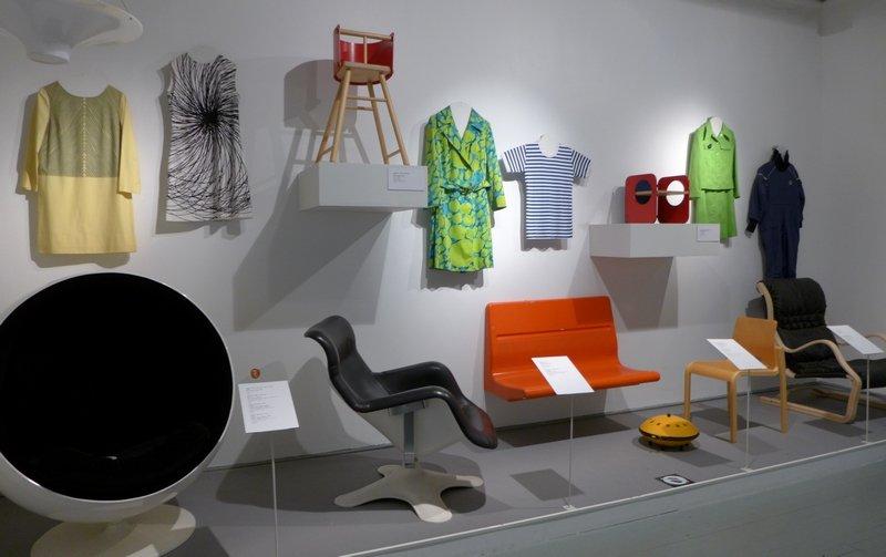 Finnisches Design der 1960er Jahre  Designmuseo Helsinki