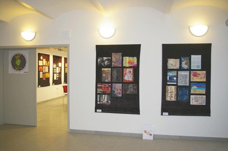 Ausstellung 'Textile News: Langeweile' im TRM Hohenstein-Ernstthal Foto: Marina Palm, TRM