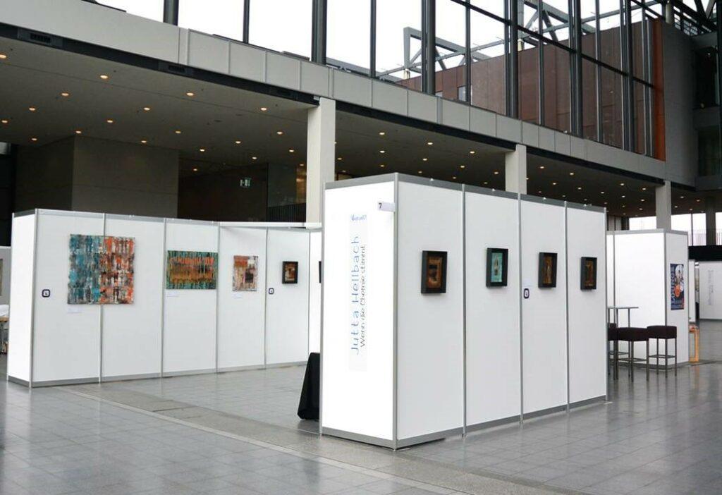 Jutta Hellbach - Ausstellung 1