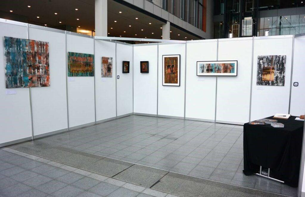 Jutta Hellbach - Ausstellung 2