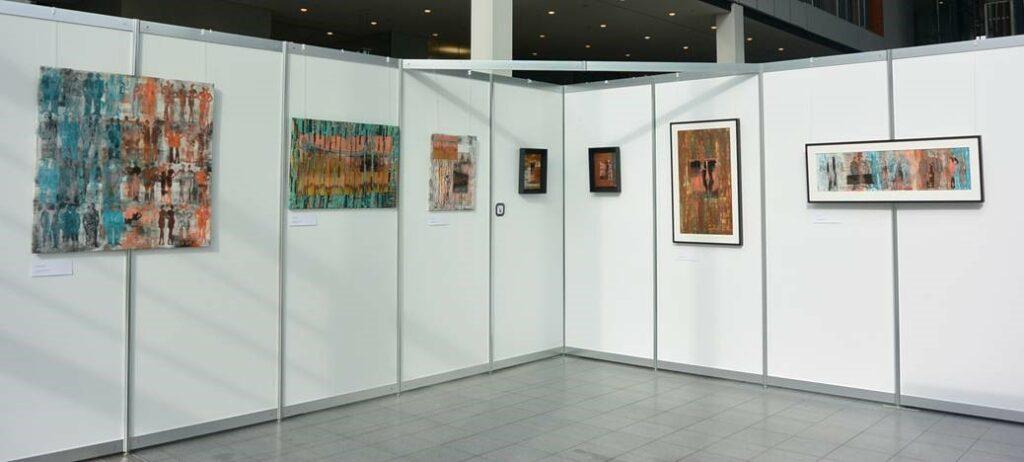 Jutta Hellbach - Ausstellung 3