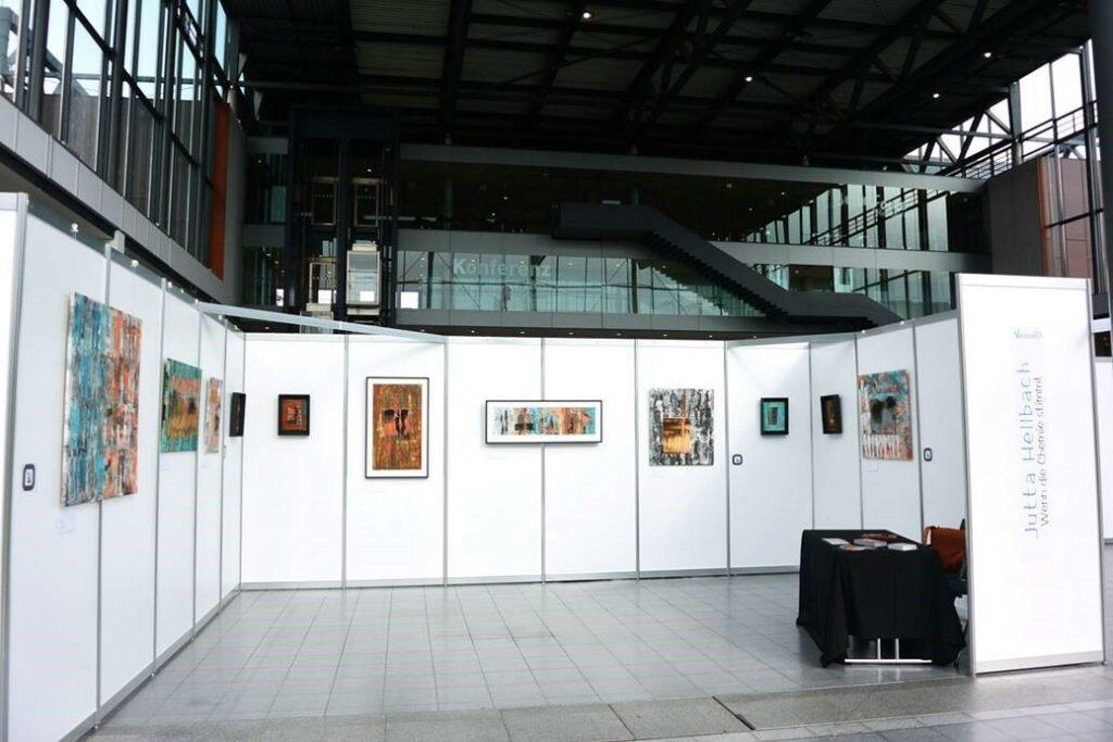 Jutta Hellbach - Ausstellung 4