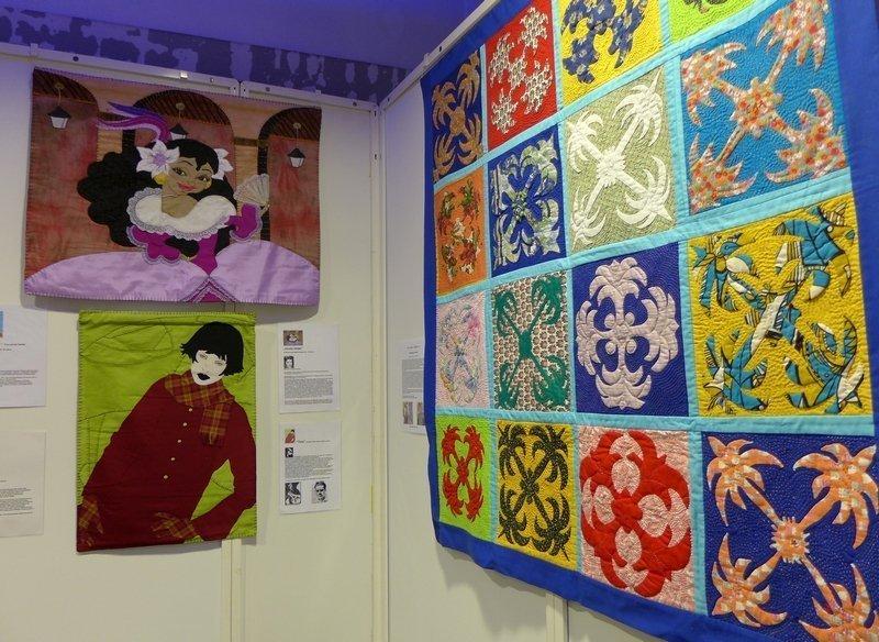 Blick in die Ausstellung 'Cuba libre'