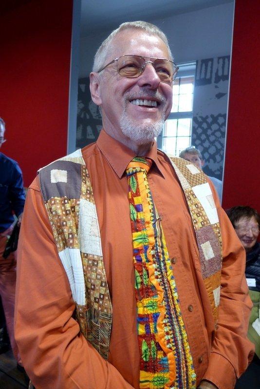 Eli erlaubte mir freundlicherweise die Verwendung dieses Fotos ihres 'Göttergatten' Gerd F. Thomae