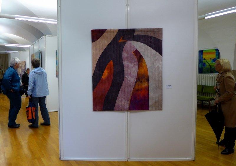 Giganten 15 'Giganten, Profile' - Einzelausstellung von Heike Dressler