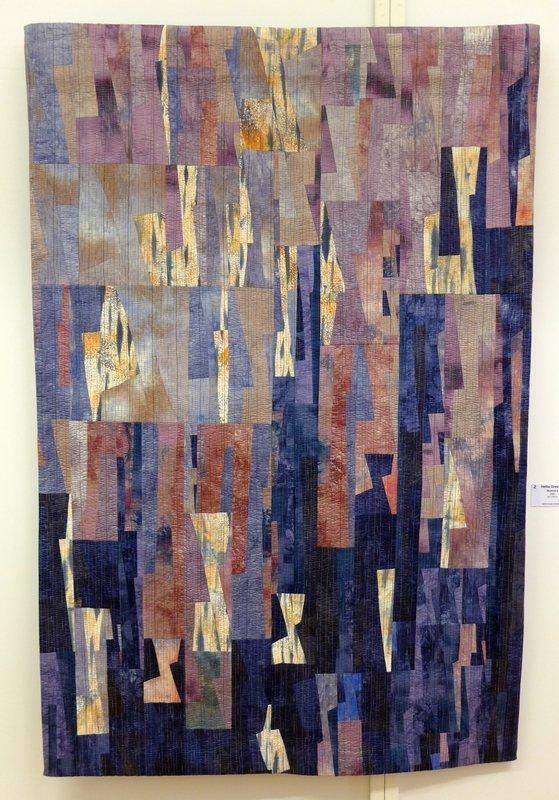 Nuance 2 'Giganten, Profile' - Einzelausstellung von Heike Dressler