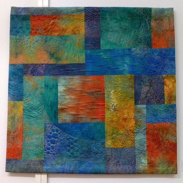Andorra 'Farbe, Form, Vielfalt' - Einzelausstellung von Tina Mast