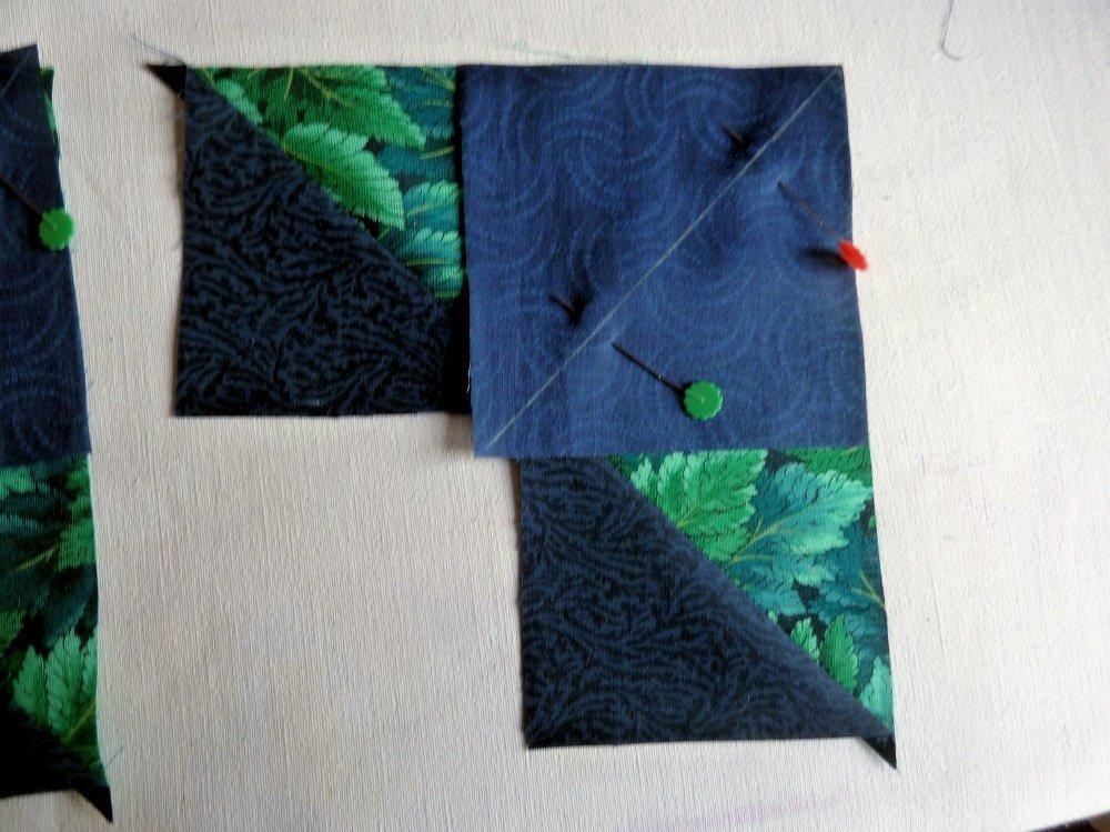 Nähanleitung Bird Seed von Tula Pink