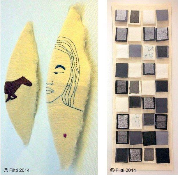 Ausstellungsbeispiele © Filtti Foto freundlicherweise vom Museum zur Verfügung gestellt