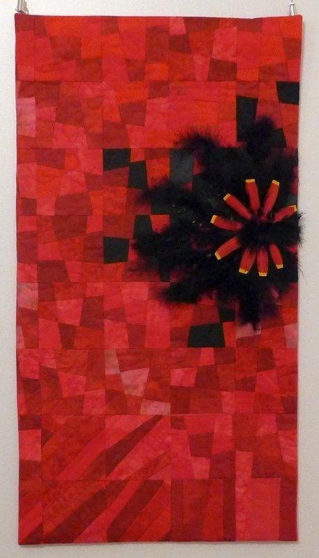 Kristiane Harrendorf: Türkenlouis Ausstellung 'Zertifikat-Quilts'