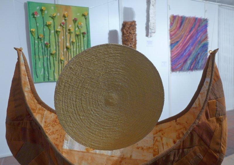 Helene Fischer: Haithabu (vorn) Ausstellung '3D' - Ausschreibung der Gilde