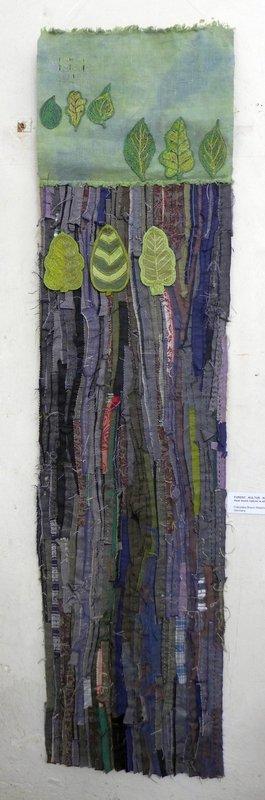 Franziska Braun-Wiedmann: Forest-Kultur-Natur - How much nature is allowed? Ausstellung 'Forest for ever'
