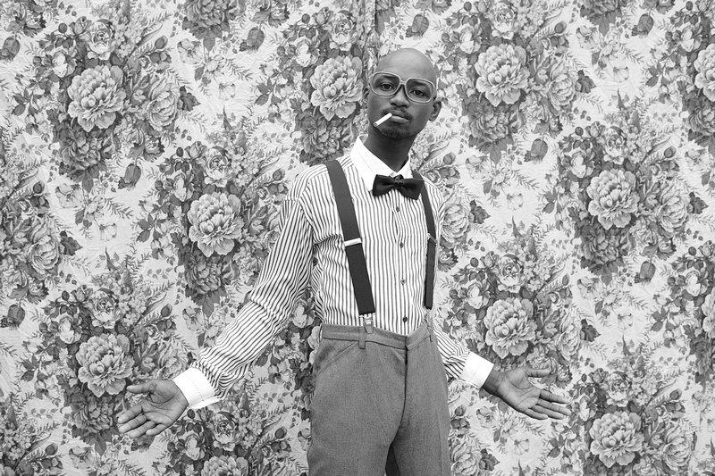 Mário Macilau: Alito, The Guy with Style  Fotografie aus der »Moments of Transition« Serie 2013 Foto: © Mário Macilau, courtesy Ed Cross Fine Art Ltd, London