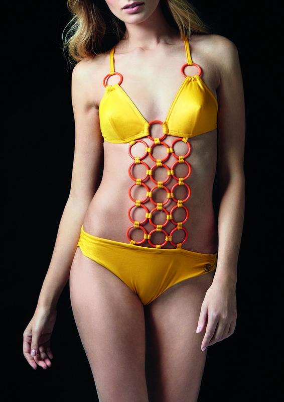 Benger- Bikini; Synthetik, Plastik; 1968 Foto: Haus der Geschichte Baden-Württemberg / Noshe