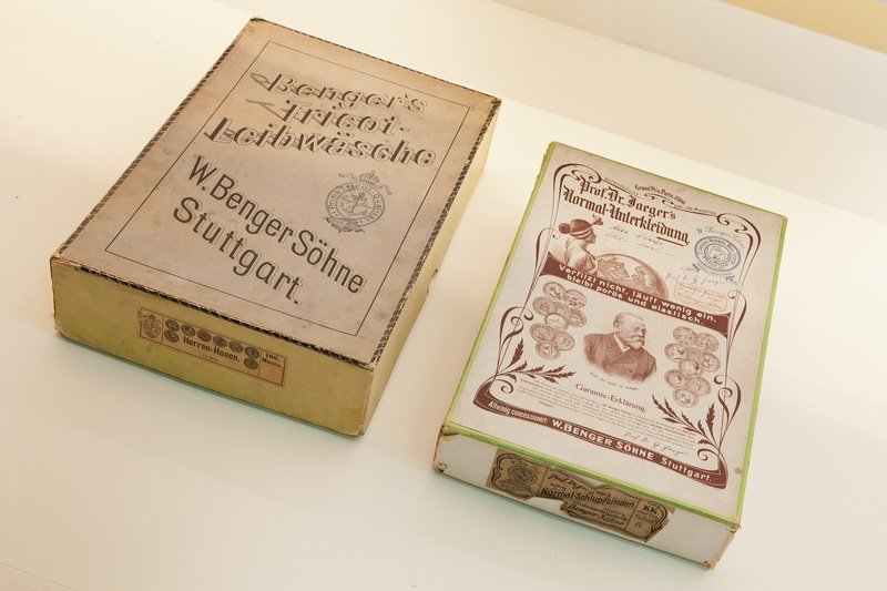 Wäscheschachteln Foto: Haus der Geschichte Baden-Württemberg / Sacha Dauphin