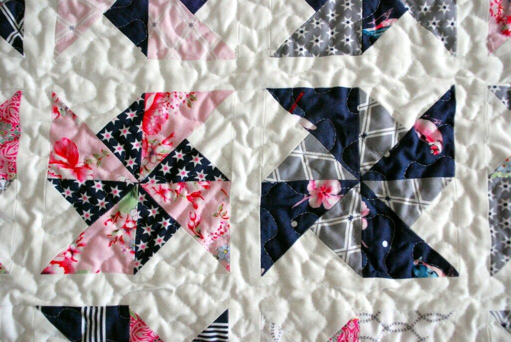 Quiltmanufaktur Double Pinwheel 6