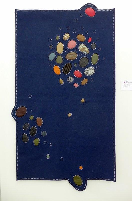 Irina Lebedeva: Nach dem Einklang (Search of harmony) Ausstellung 'ART-IGRA: Die Freude des Seins. Stilübungen.'