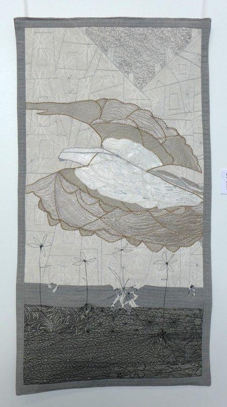 Elena Bessières: Blumen Grosser Stadt (Storch) Collection 'Bruissement d'Elles'